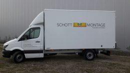 Schott-Montage