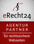 knuspermedia ist eRecht24 Partner